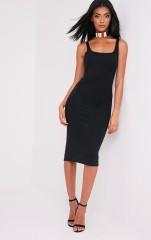 basic-plt-savanna-black-squared-neck-dress